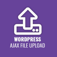 WordPress Frontend AJAX Upload