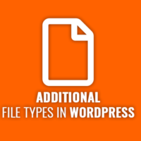 Allow Additional File Type in WordPress